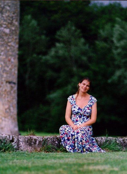 stephanie-at-her-friends-wedding-in-switzerland-wa